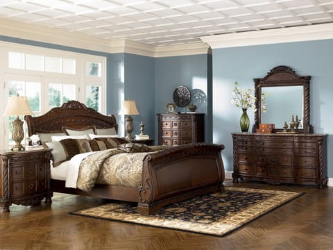 Коллекция мебели для спальни B553