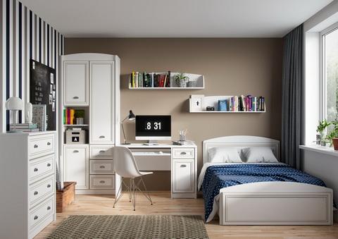 Коллекция мебели для детской (молодежной) комнаты Salerno