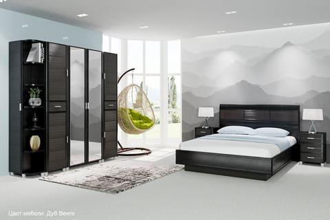 Коллекция мебели для спальни Камелия