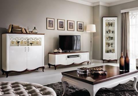 Коллекция мебели для гостиной Milano