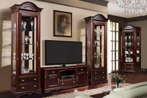 Коллекция мебели для гостиной Паола