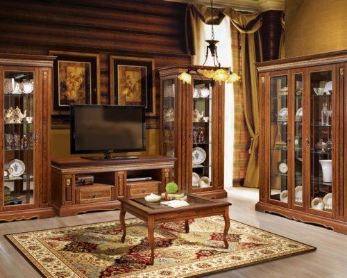 Коллекция мебели для гостиной Милана