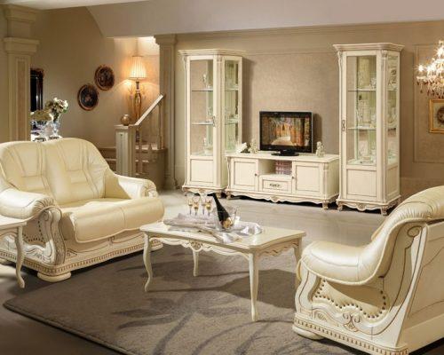 Коллекция мебели для гостиной Алези