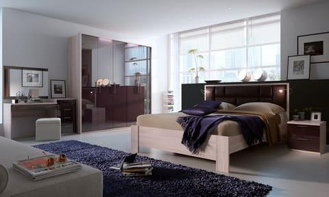 Спальня Rimini Mokko