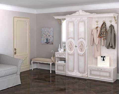 Коллекция мебели для прихожей Роза