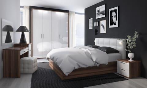 спальня rimini bosco