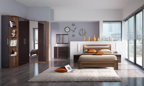 Спальня Rimini Choco
