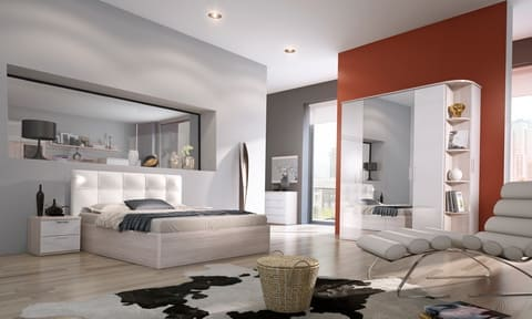 Спальня Rimini Ice