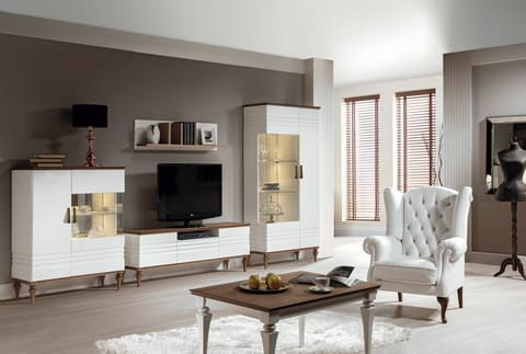 Коллекция мебели для гостиной Torino