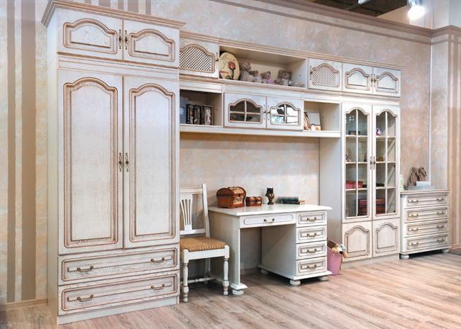 Коллекция мебели для детской (молодежной) комнаты Вилия-М