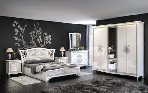 Коллекция мебели для спальни Винтаж