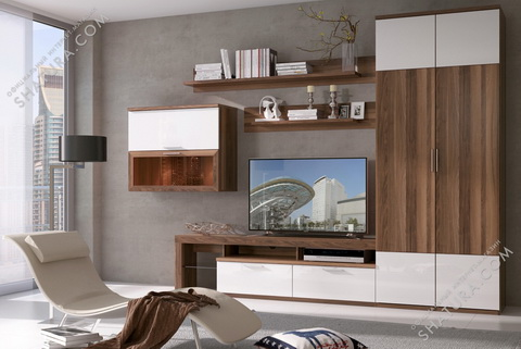Коллекция мебели для гостиной Rimini Bosco