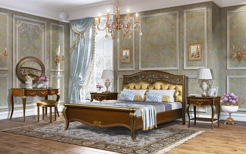 Коллекция мебели для спальни Patrizia