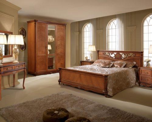Коллекция мебели для спальни Алези