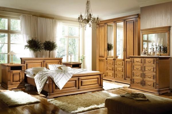 Коллекция мебели для спальни Верди