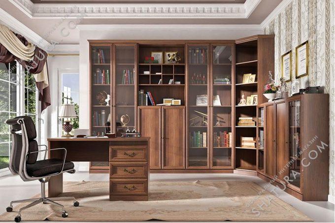 Коллекция мебели для кабинета Александрия