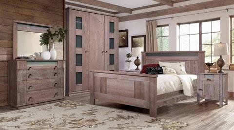 Коллекция мебели для спальни Доминика