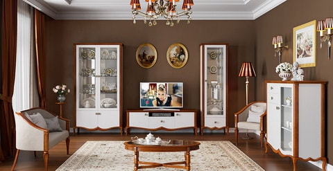 Коллекция мебели для гостиной VENEZIA
