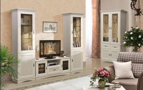 Коллекция мебели для гостиной Турин