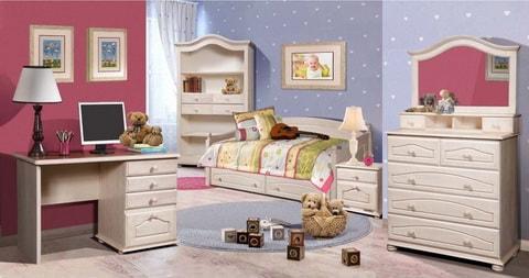 Коллекция мебели для детской Лотос