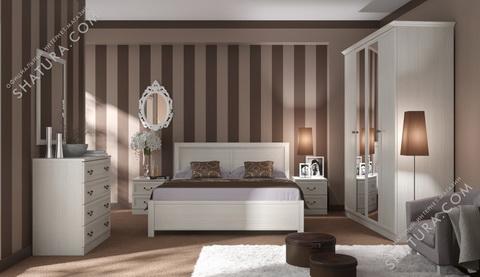 Коллекция мебели для спальни Camilla
