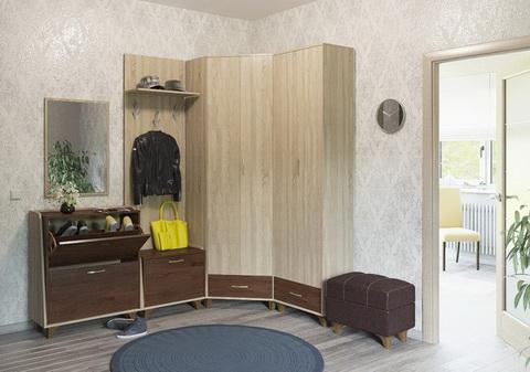 Коллекция мебели для прихожей Келли