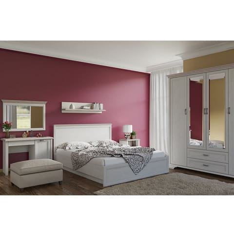 Коллекция мебели для спальни Monako