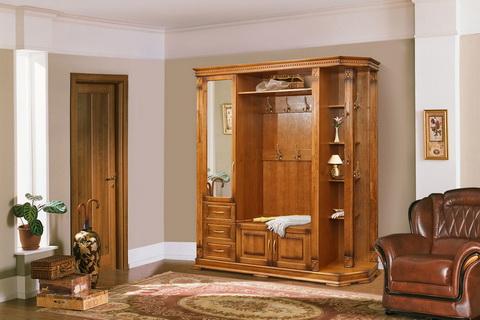 Коллекция мебели для прихожей Верди Люкс