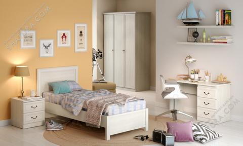 Коллекция мебели для детской (молодежной) комнаты Camilla