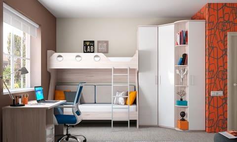 Мебель для детской Rimini Ice