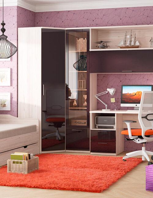 Мебель для детской Rimini Mokko