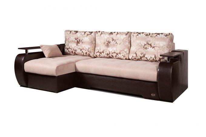 Талер ГМФ-308 диван-кровать угловой