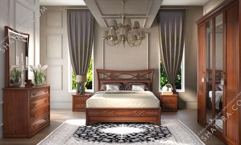 Коллекция мебели для спальни Dante