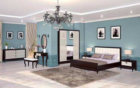 Коллекция мебели для спальни Лавиано