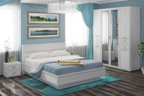 Коллекция мебели для спальни Карина