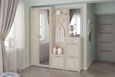 Коллекция мебели для прихожей Карина