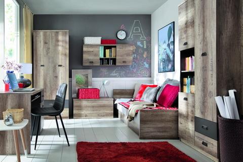 Коллекция мебели для детской (молодежной) комнаты Malcolm