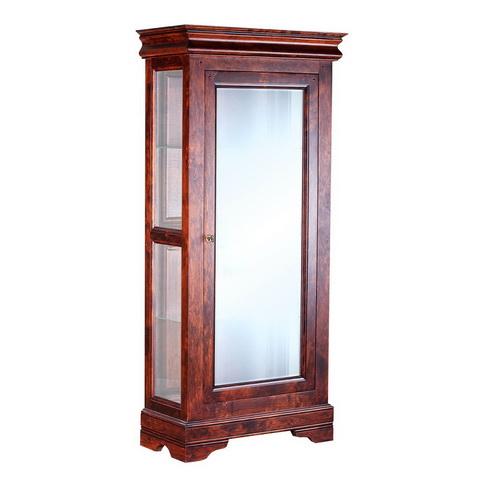 ОВ 28.01 Шкаф с витриной