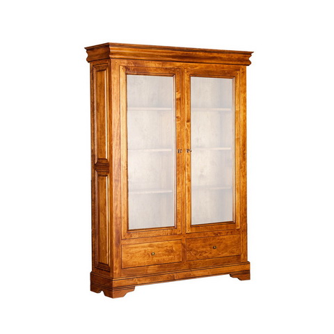 ОВ 28.02 Шкаф с витриной