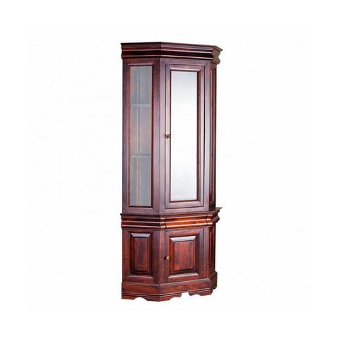 ОВ 28.04 Шкаф с витриной