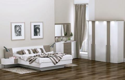 Коллекция мебели для спальни Токио