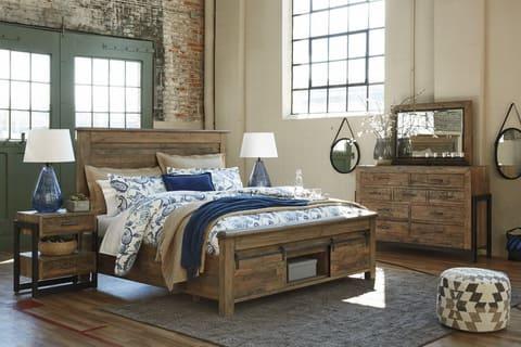 Коллекция мебели для спальни B775