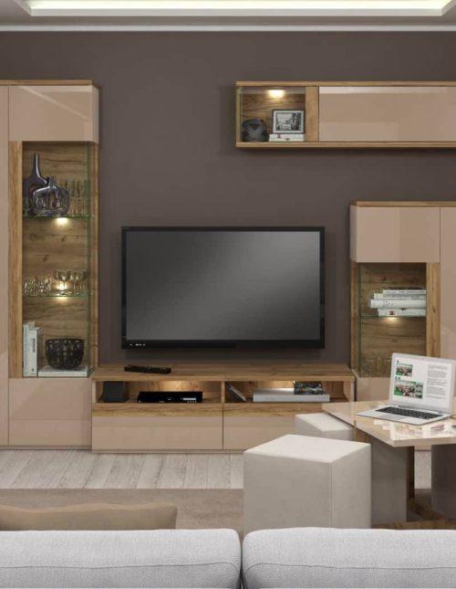 Коллекция мебели для гостиной Тоскано
