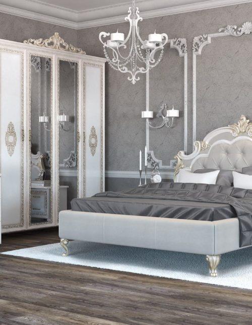 Коллекция мебели для спальни Медея