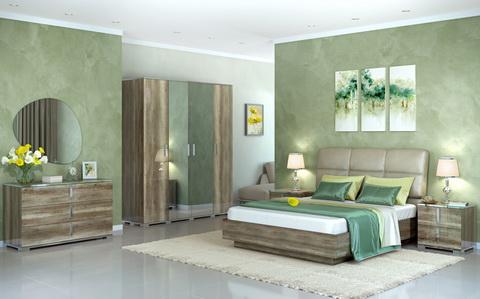 коллекция каналетто, кровать, шкаф, тумба прикроватная, комод, зеркало