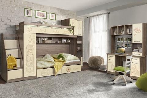 Набор мебели для детской Бритиш