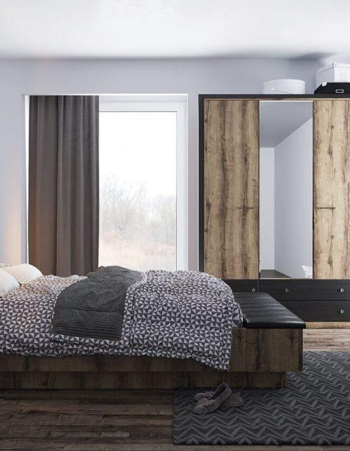 Коллекция мебели для спальни Jagger