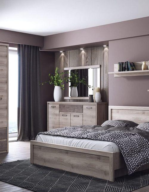 Коллекция мебели для спальни Jazz