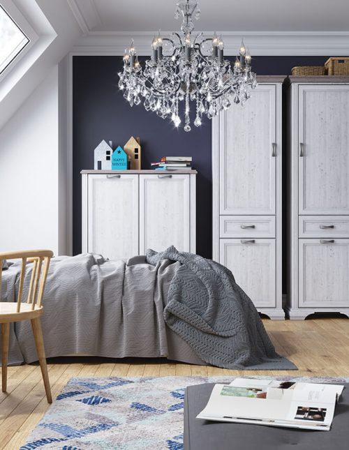 Коллекция мебели для молодежной комнаты Monako