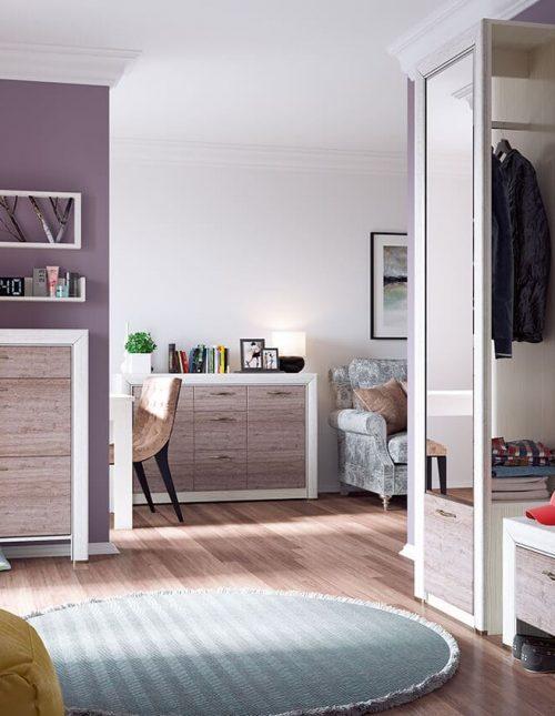 Коллекция мебели для прихожей оливия